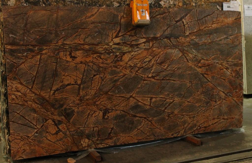 Rain Forest brown 2cm K10 123x63