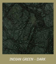Dark Indian Green Marble